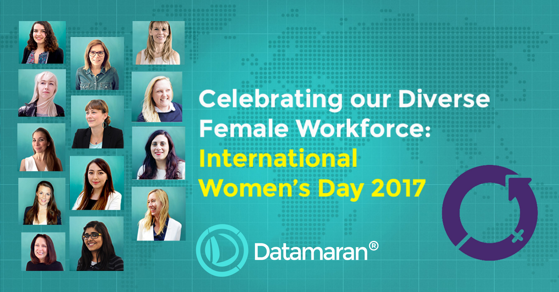 Celebrating our Diverse Female Workforce: International Women's Day