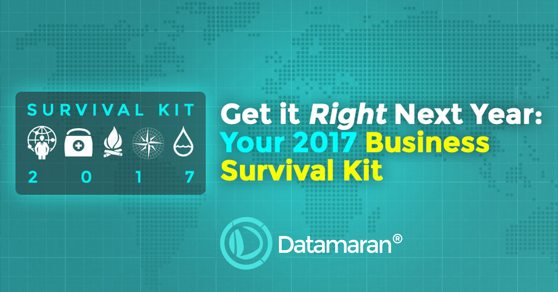 Get it Right Next Year: 2017 Business Survival Kit