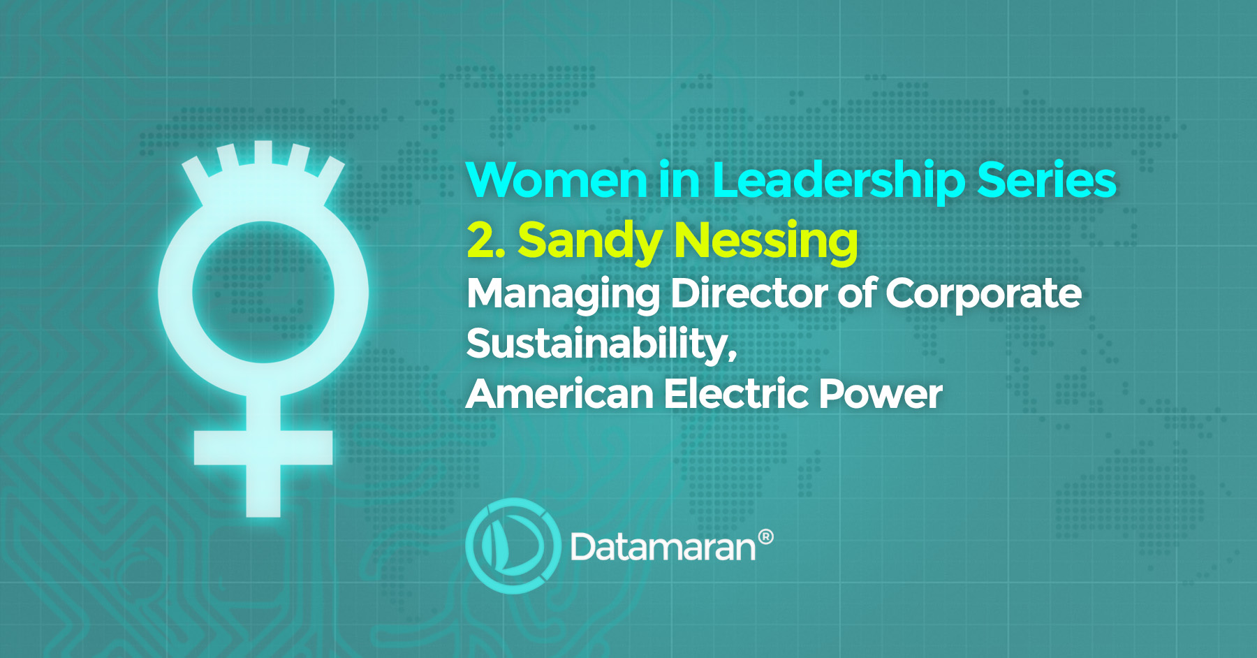 Sandy Nessin, AEP, Women in Leadership