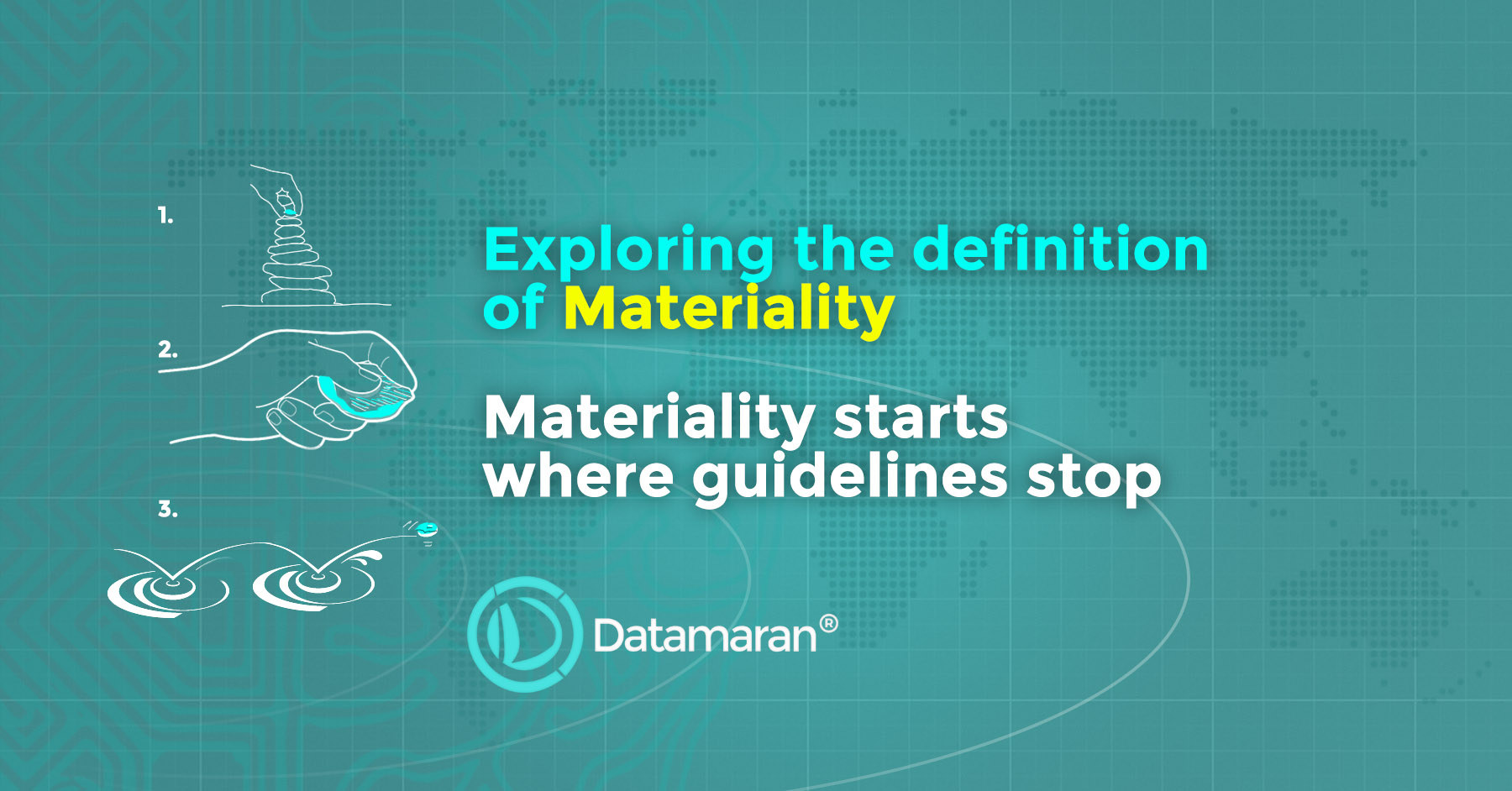 Exploring the definition of materiality