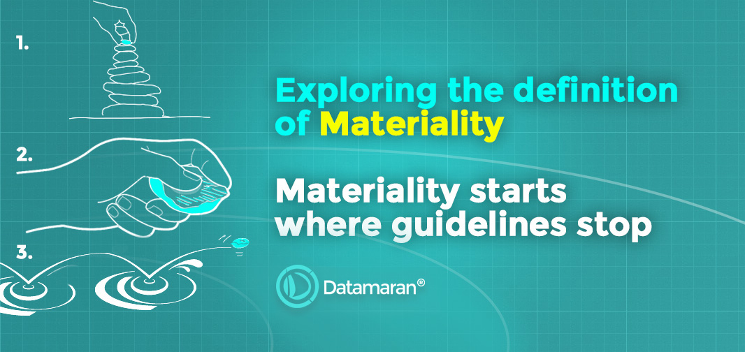 materiality guidelines