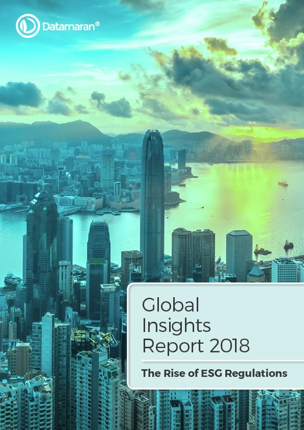 Global Insights Report 2018 - the rise of ESG regulations