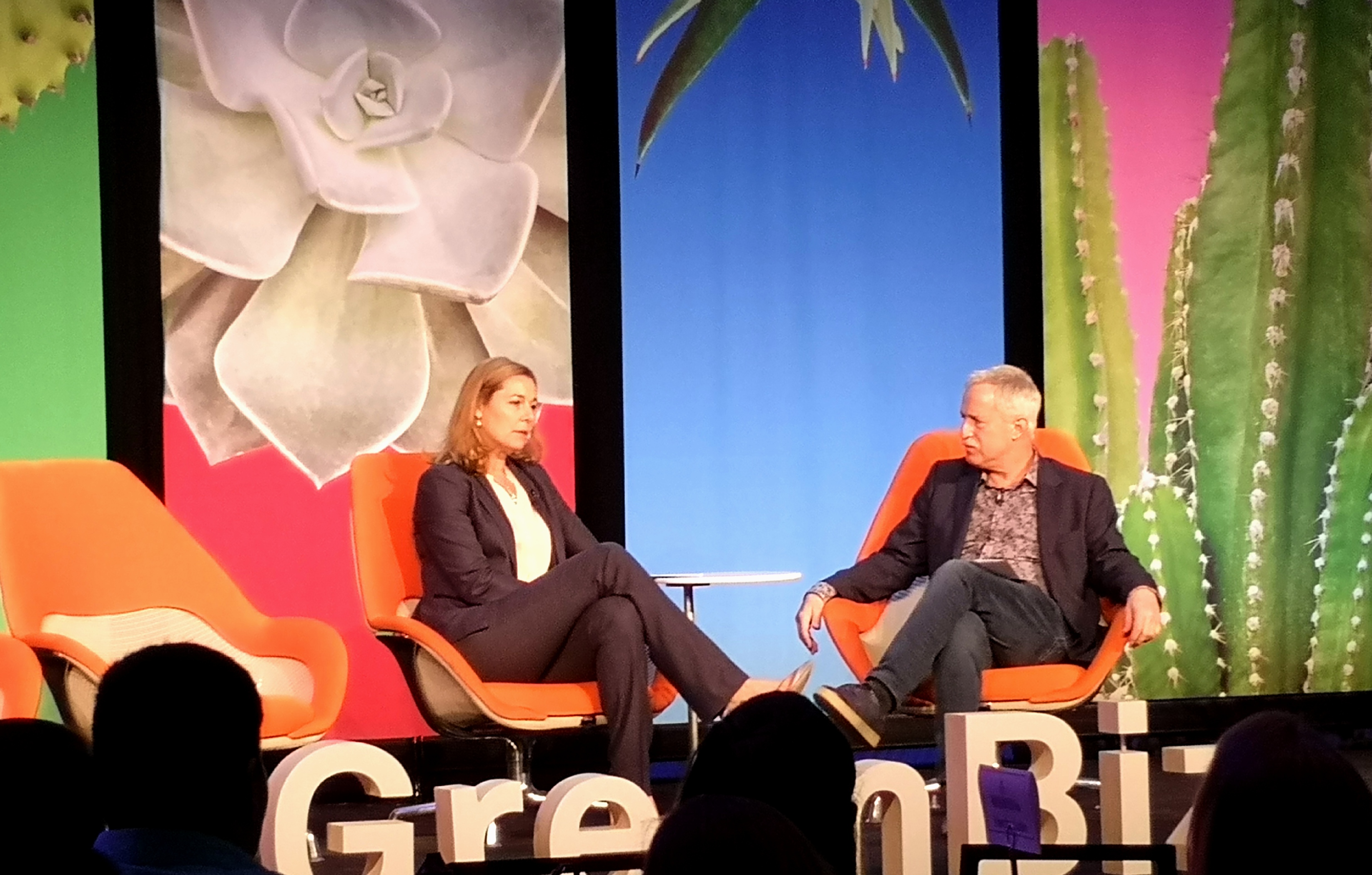 A hymn to transformational change: four key takeaways from GreenBiz19