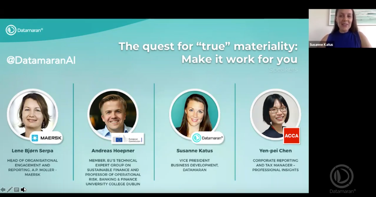 "What is ""true"" materiality? Find out how you can understand and measure materiality in a way that makes sense for your business."