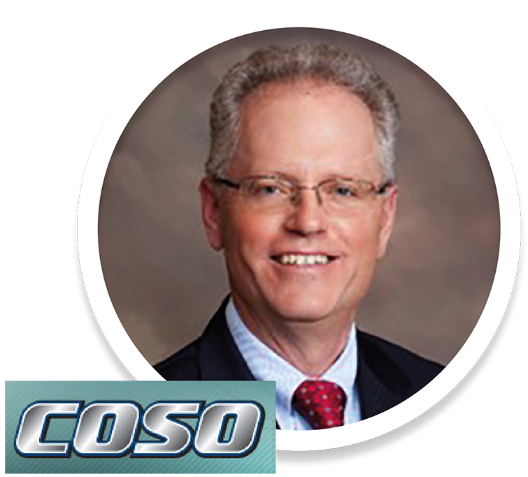 Paul Sobel, Chairman at The Committee of Sponsoring Organizations of the Treadway Commission (COSO) and Vice President and Chief Risk Officer at Georgia-Pacific LLC.