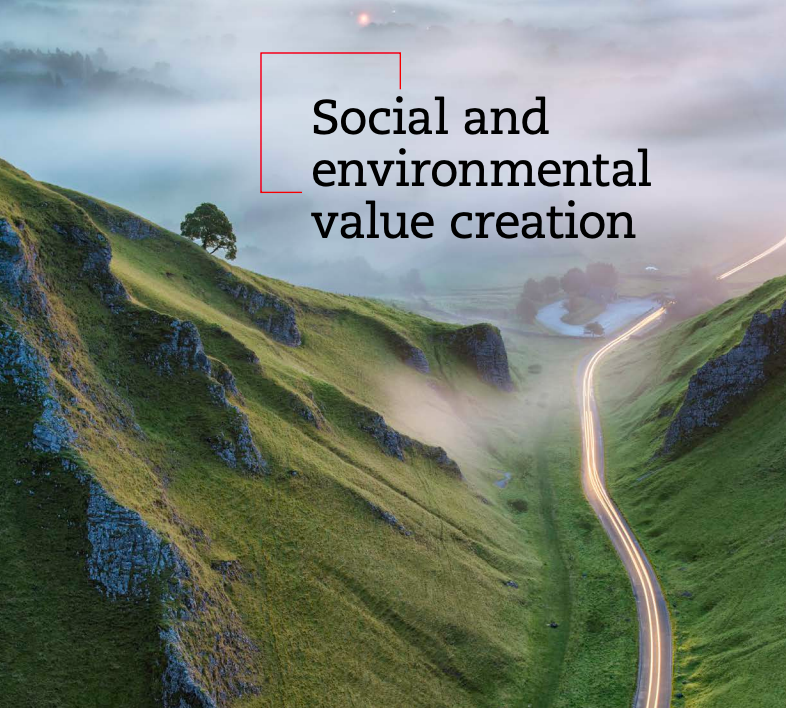 ACCA forges the path for social and environmental value creation and calls for collective action by business, finance professionals and society