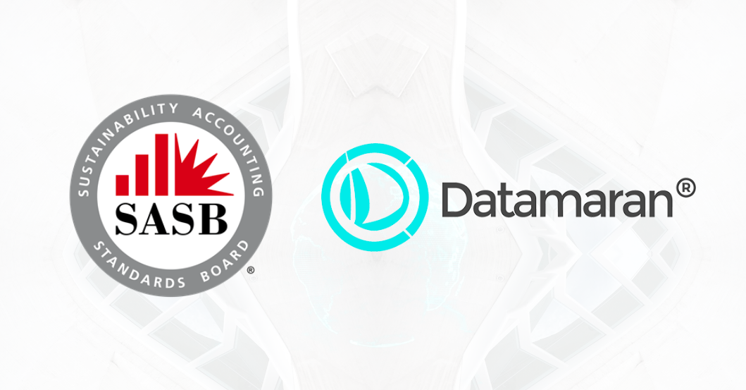 Datamaran to strengthen SASB's standards development through cutting-edge AI