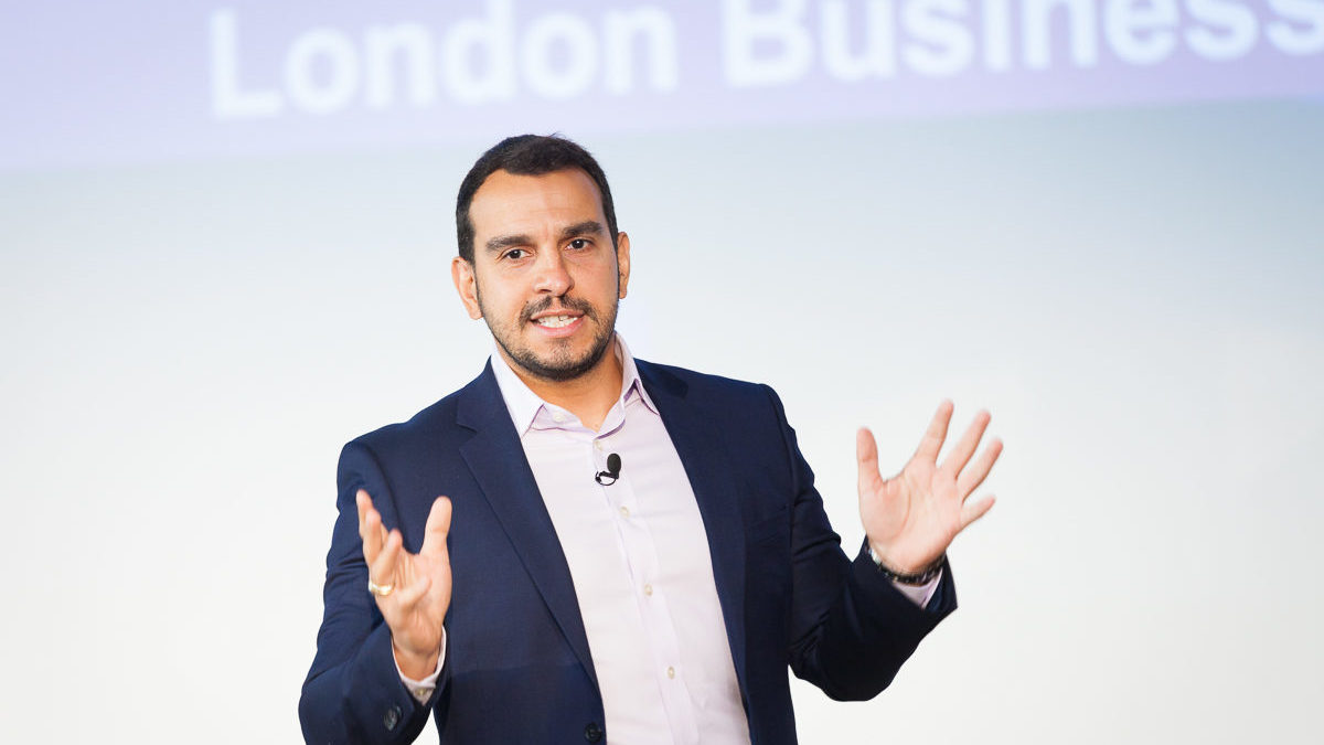 Professor Ioannis Ioannou of the London Business School