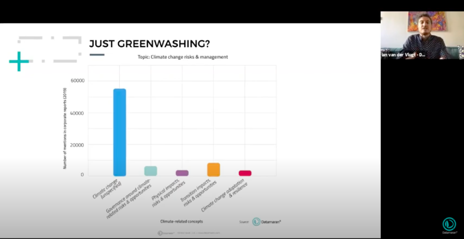 Greenwashing: a risk Boards can't ignore